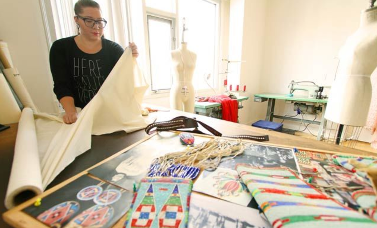 Five indigenous Designers You Should Know:   REAd HERE