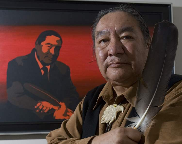 Take a look at the list of top ten indigenous heroes which include elijah Harper (above), Alanis Obomsawin and more:   Read here .