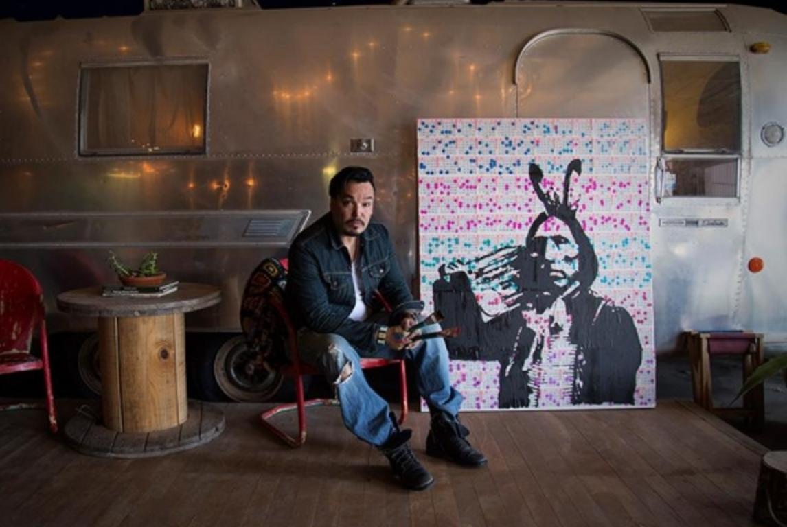 découvrez l'artiste   steven paul judd  . ses photos 'pop art' et son film, first contact fait parti de l'unité les 4 saisons de la réconciliation. (article en anglais)
