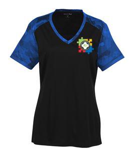 Blue T-Shirts Womens w-Logo.jpg