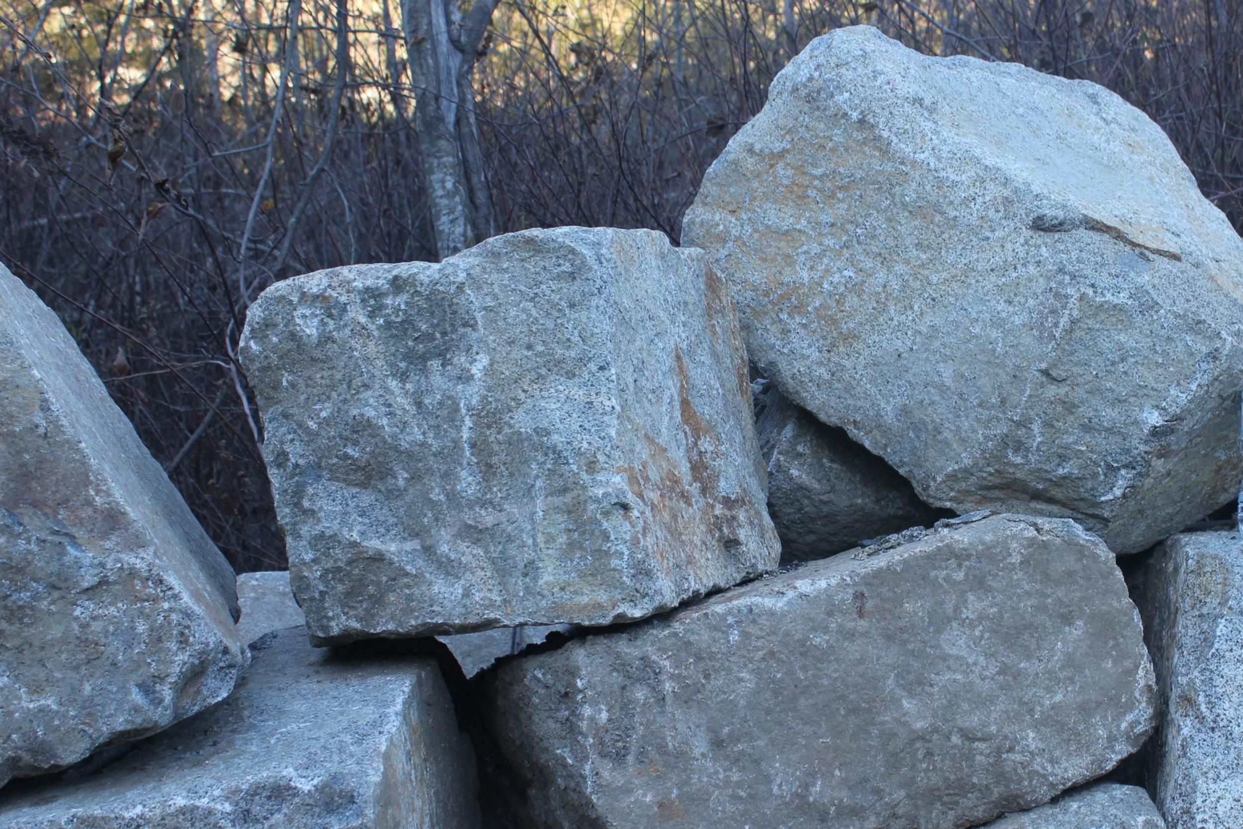 Granite Wall Rock