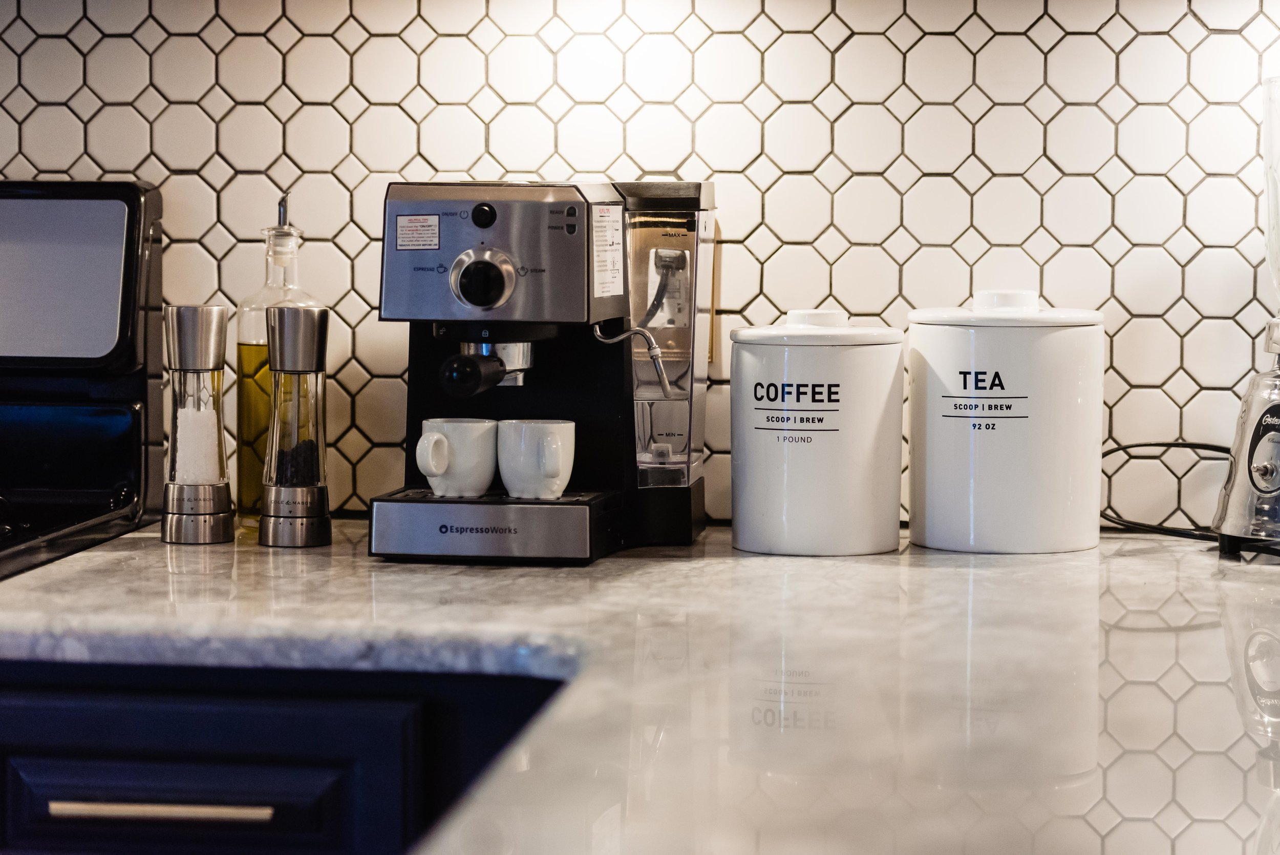 Canisters: West Elm