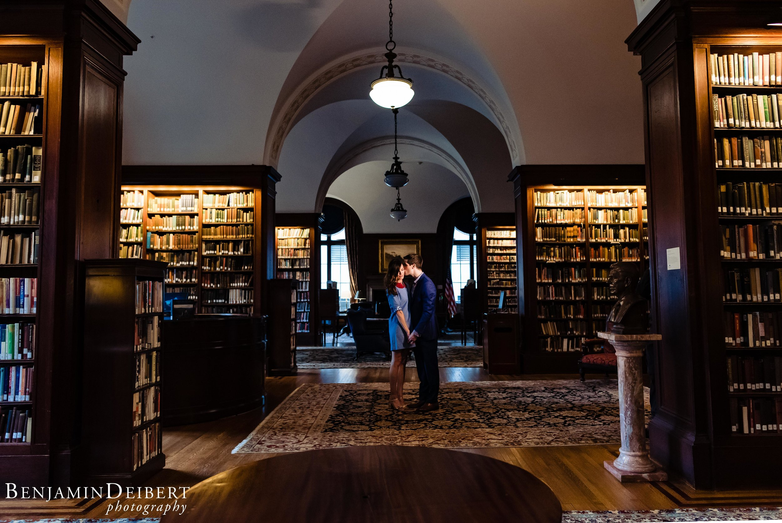 Elizabeth and William_Union League_Center City Philadelphia_Engagement-4.jpg