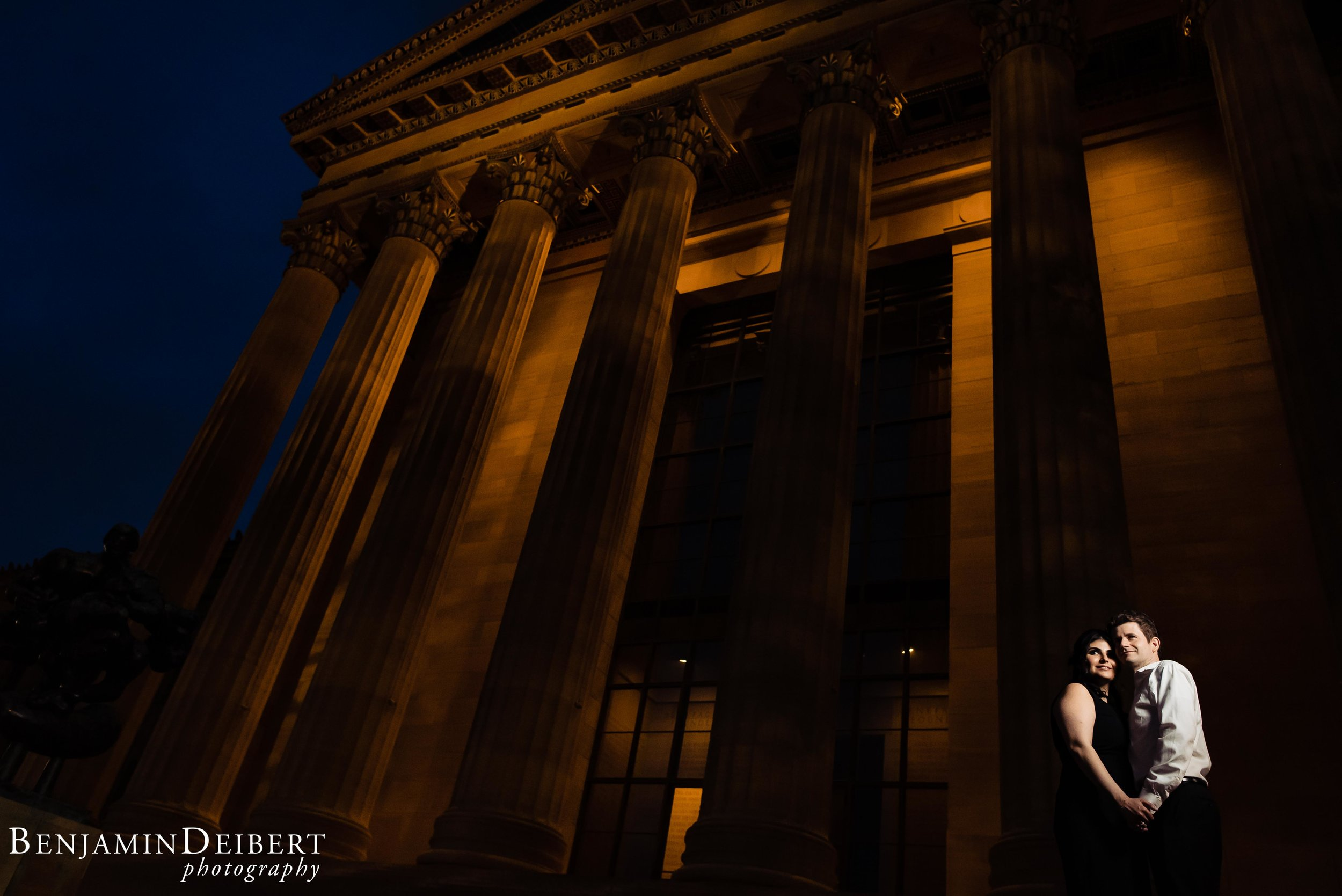 Neda and Steve_Philadelphia Art Museum_Engagement-11.jpg