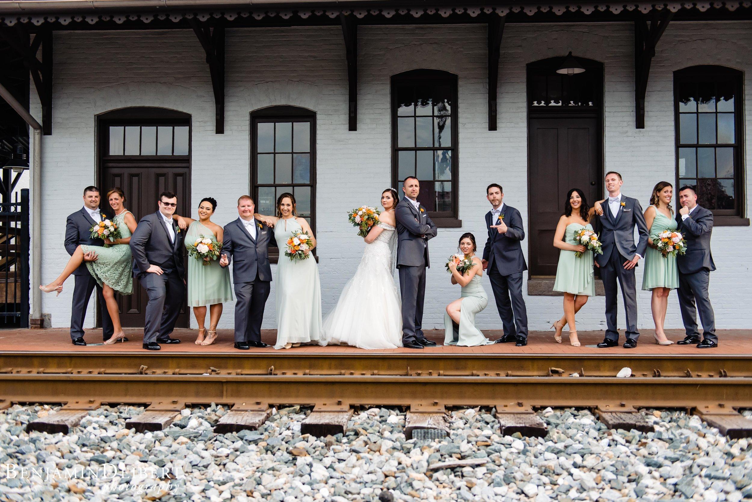 Meighan and Michael_Gettysburg Hotel Train Station_Wedding-79.jpg