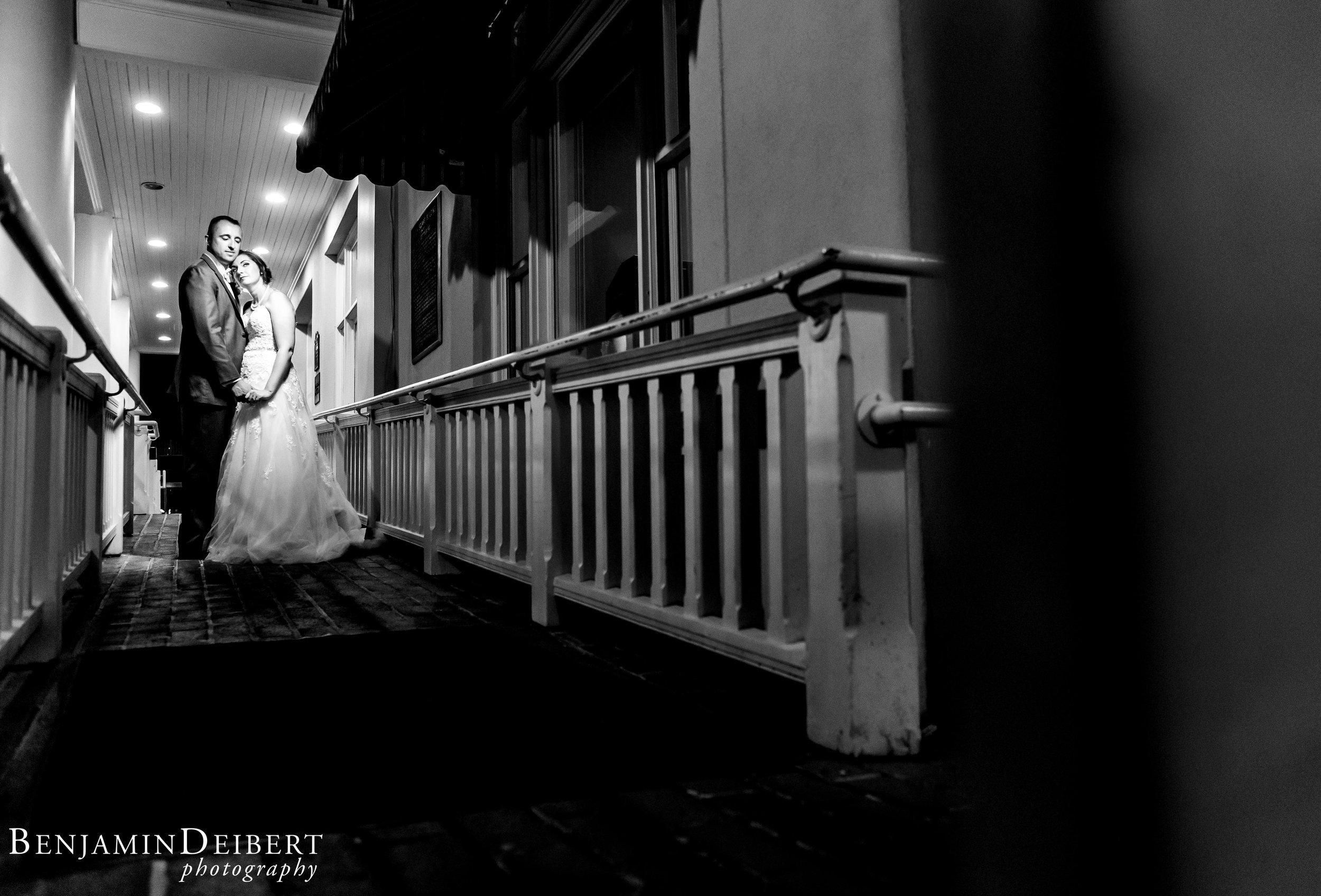Meighan and Michael_Gettysburg Hotel Train Station_Wedding-8.jpg