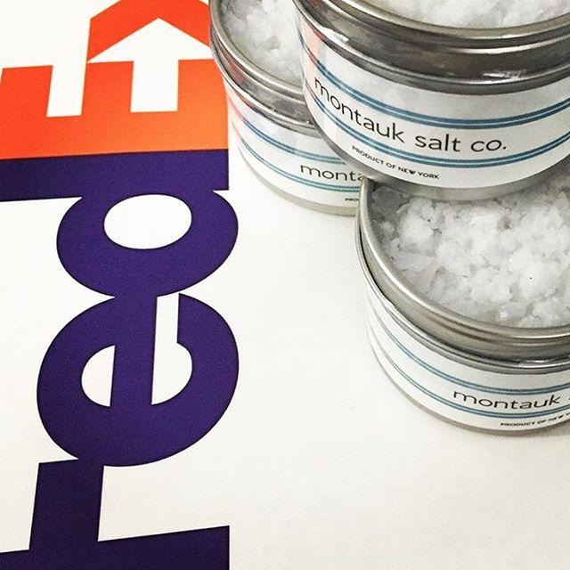 Order up! montauksaltco.com #Shipping #TasteMontaukSalt