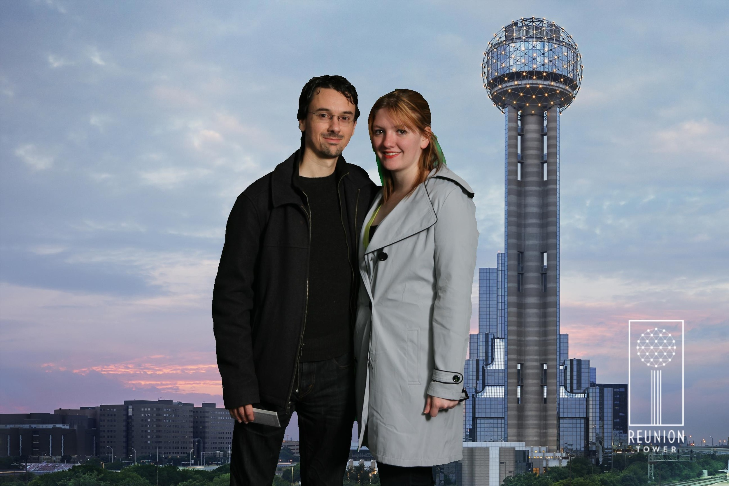 Trip to Reunion Tower