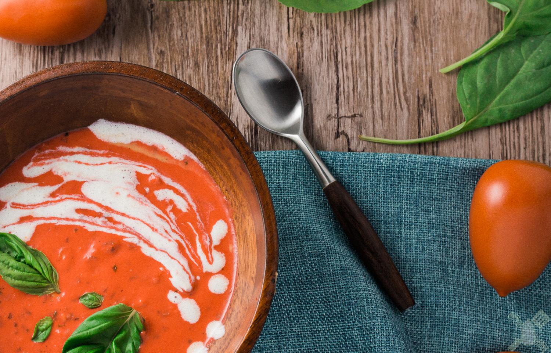 Slap yo mama tomato soup!