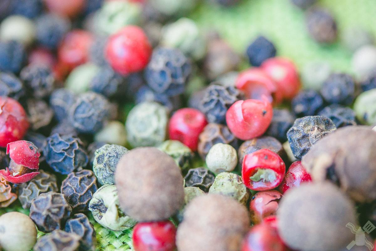6 Peppercorn blend