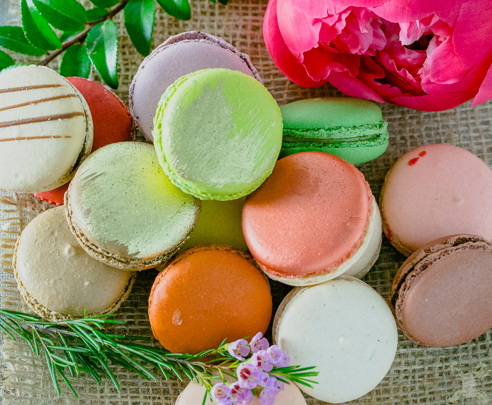 Green Apple Macaron was my absolute favorite