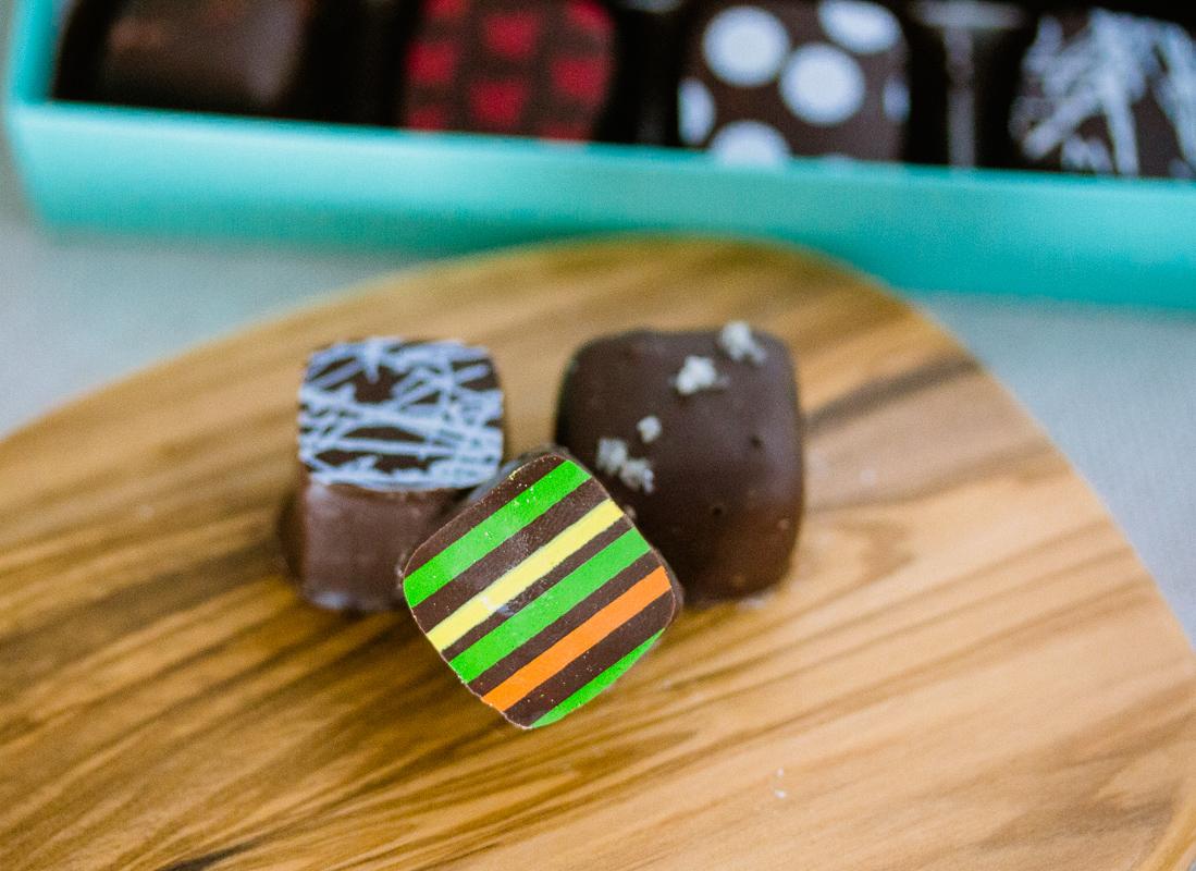 Chocolates from Socola