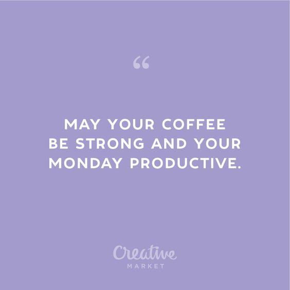 I hope that you kicked Monday's butt and this week rocks for you!