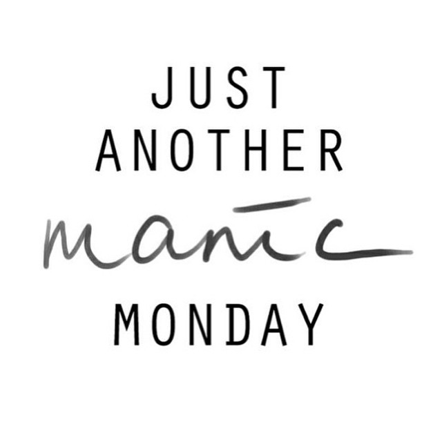 It really is manic, so much to do and so little time to do it in!