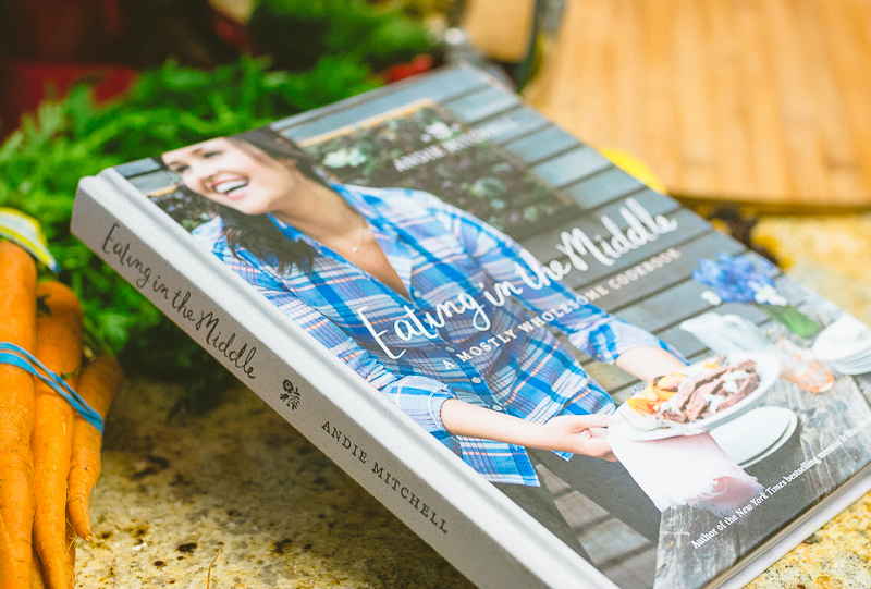 Such a beautiful book with amazing recipes and stories!