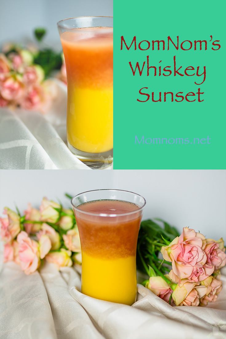 A gorgeous drink for the whiskey lover.  It has a combination of berries, oranges, and the oak taste of the whiskey to get your senses going and to cool you off on these hot summer nights.