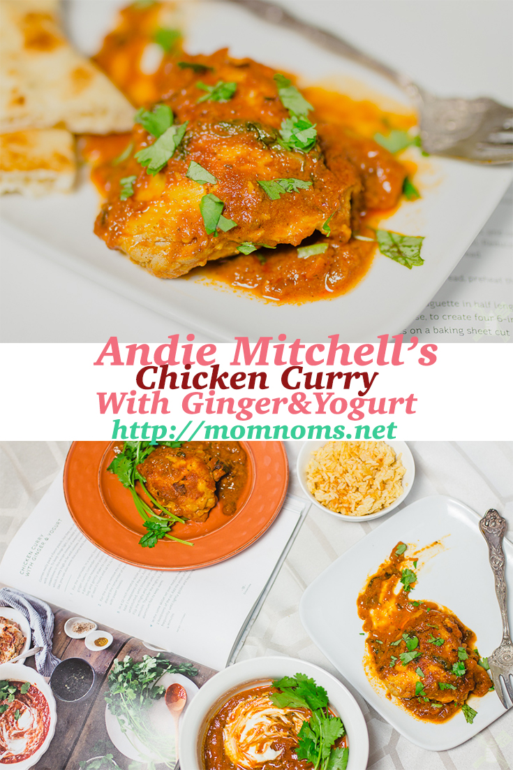 Andie Mitchell creates a delicious curry without wasting all of the calories that it usually takes to make it.  This not only tastes delicious, but makes your house smell extraordinary for a couple of days. This recipe is quick, easy, and delicious.