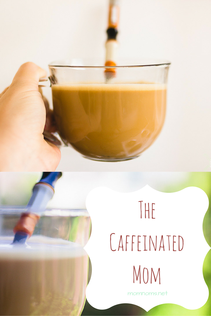 Part on of the MomNoms Caffeinated Series. It takes a lot to get through a day with a kid, I tell you my favorite ways to stay up!
