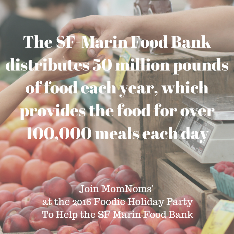 The SF-Marin Food Bank distributes 50 million pounds of food each year, which provides the food for over 100,000 meals each day.png