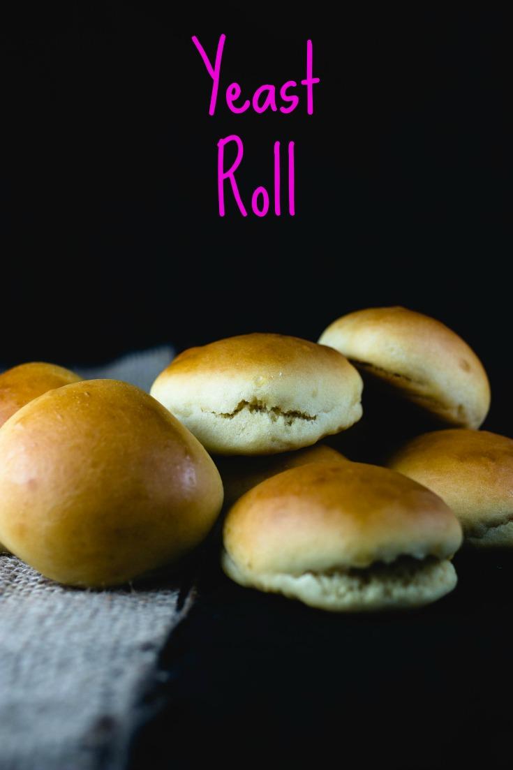 Yeast Rolls Nashville Chef Food Blogger Easy Recipes