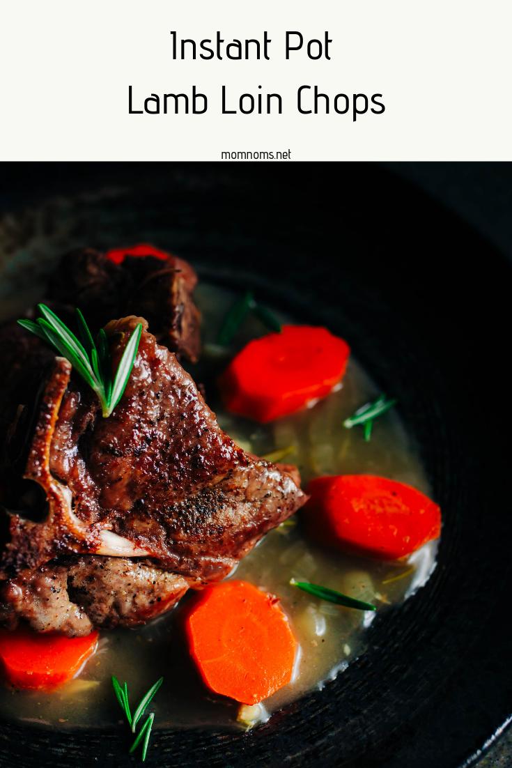 lamb loin chops recipe instant pot Lamb Loin Chop