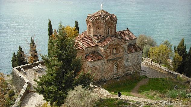 Breathtaking Balkans: Exploring Macedonia    May 2016