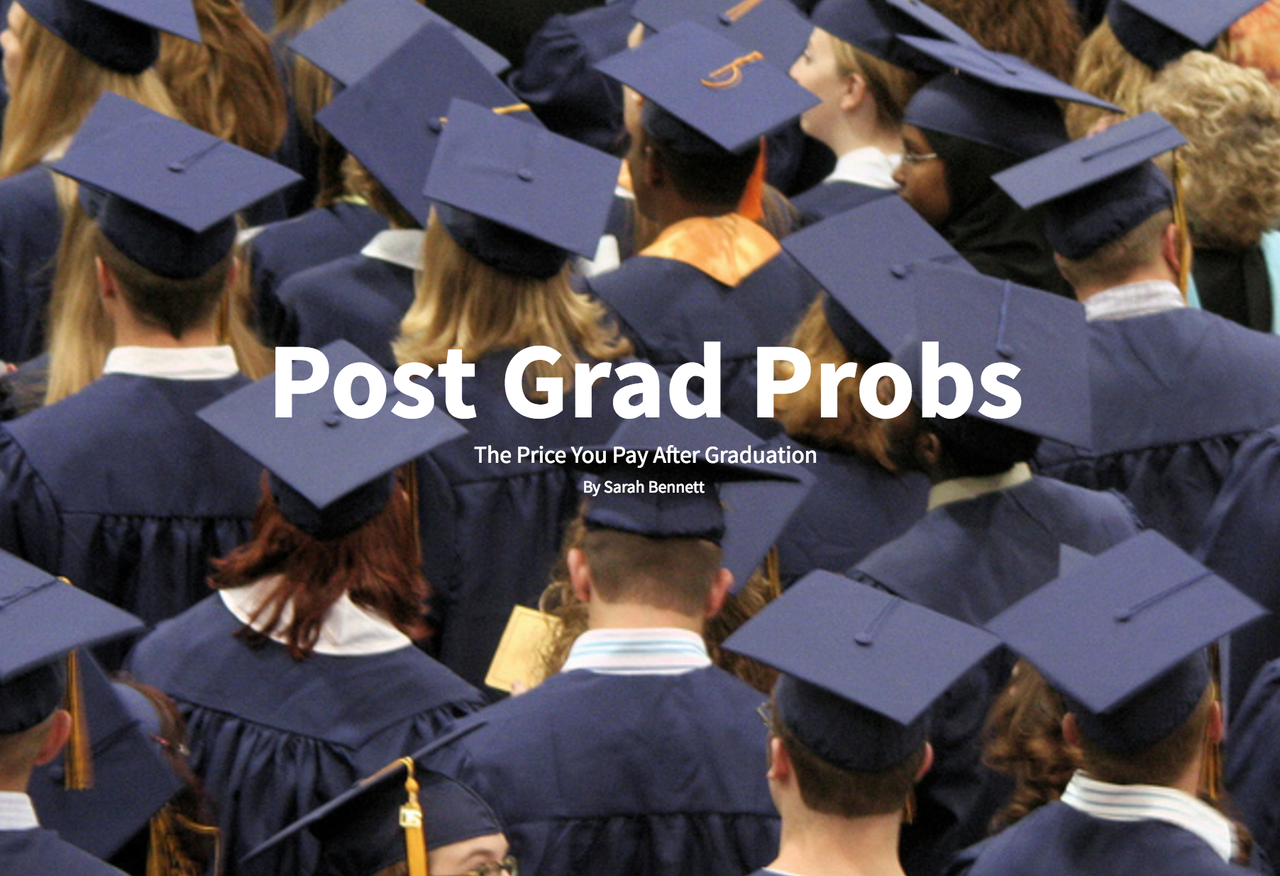 """""""Post Grad Probs""""      CSS 