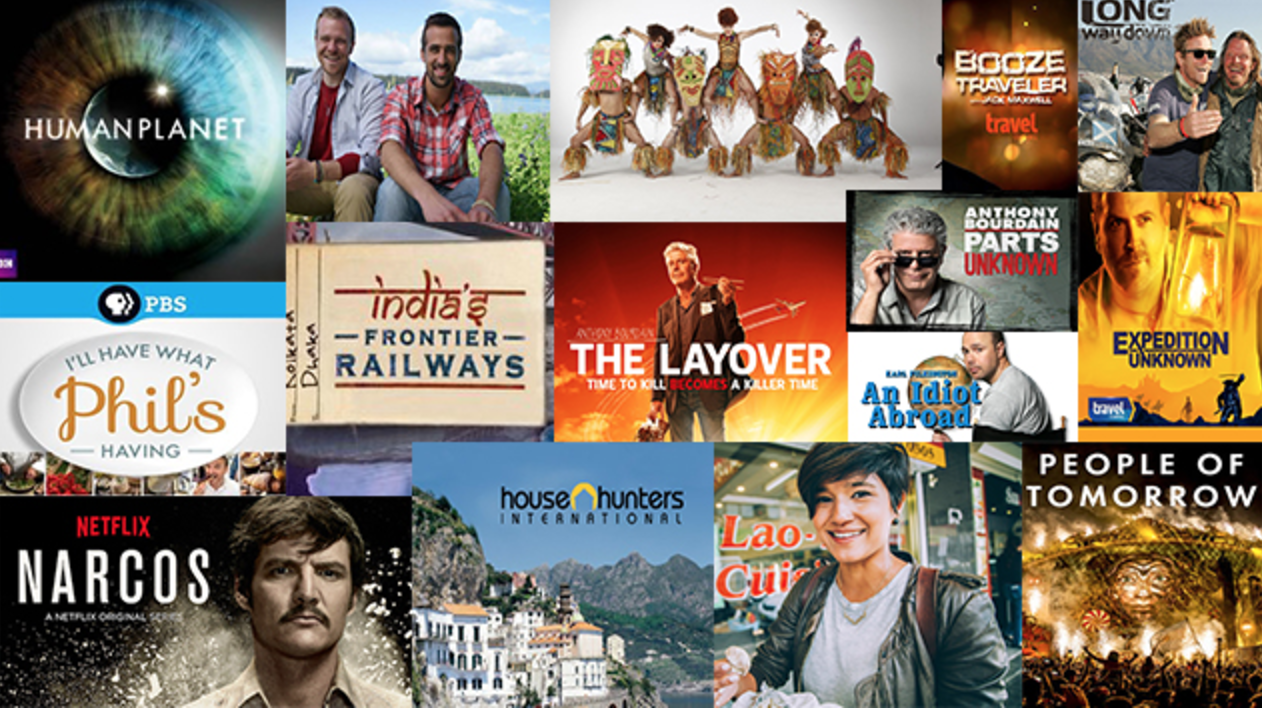 The 15 Best Travel Shows on Netflix    Collaborative    September 2016