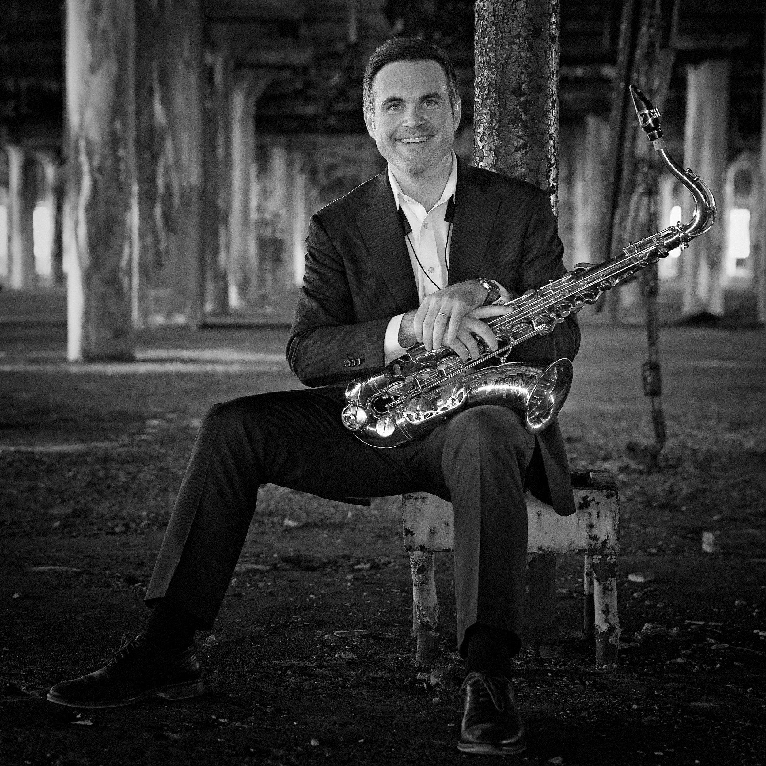 Jonathan Nichol - tenor saxophone