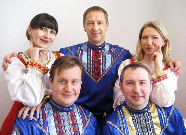 Lyra Performers from St. Petersburg, Russia