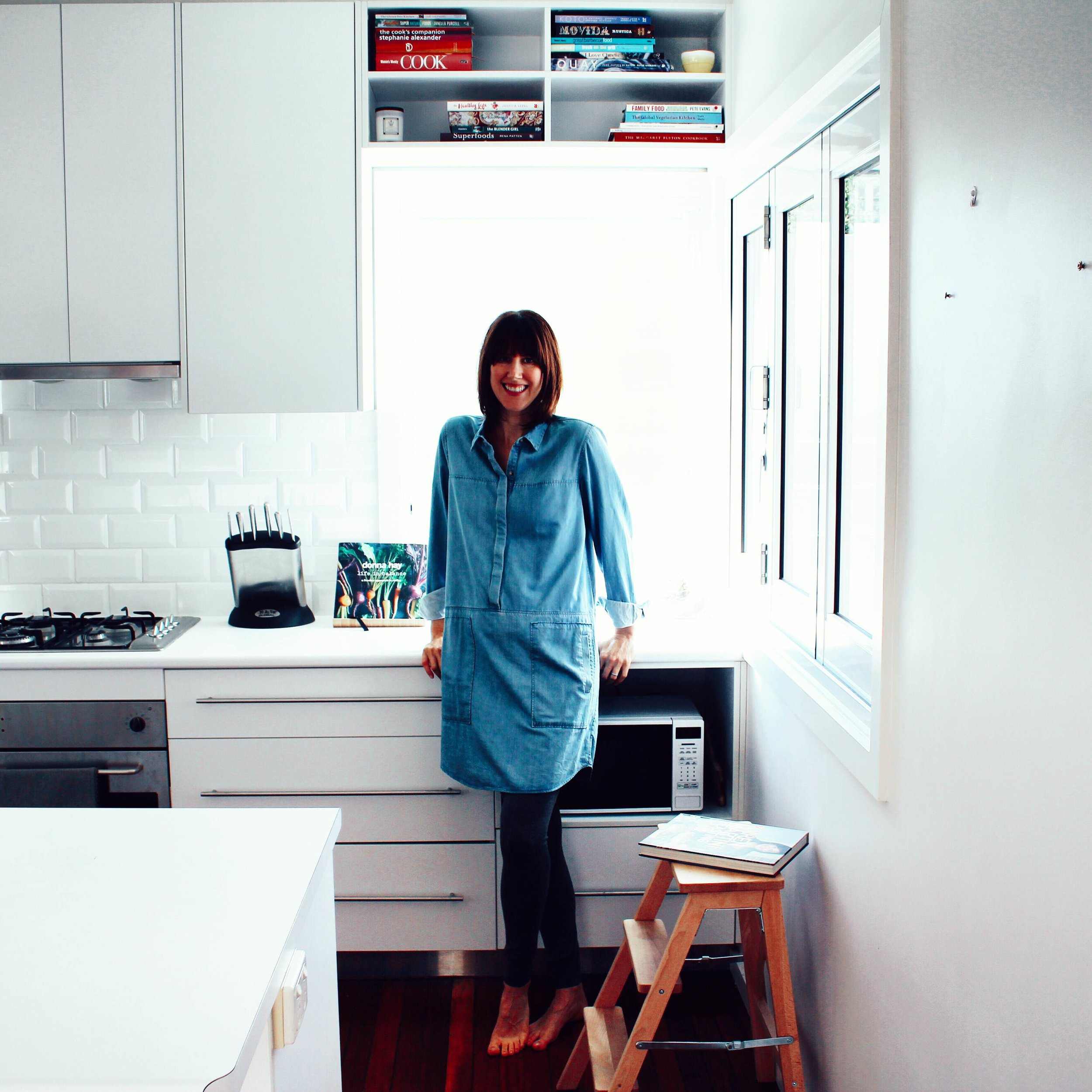 Meredith, The Healing Yogi - Healing Endometriosis Naturally