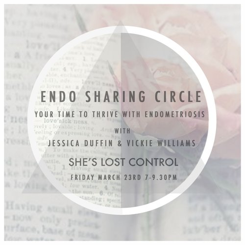 ENDOMETRIOSIS SHARING CIRCLE