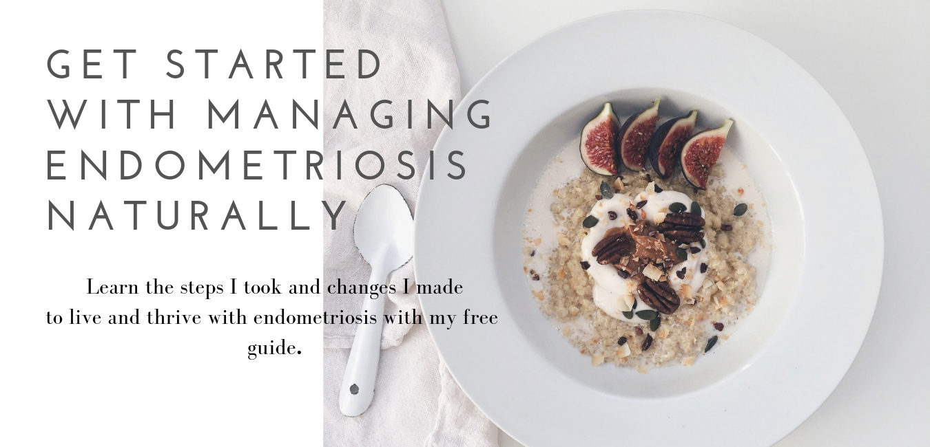 Endometriosis Natural Treatment