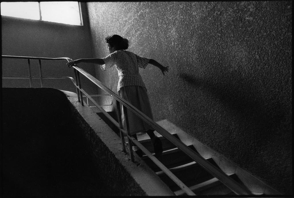 Blind girls dormitory, Cairo, Egypty