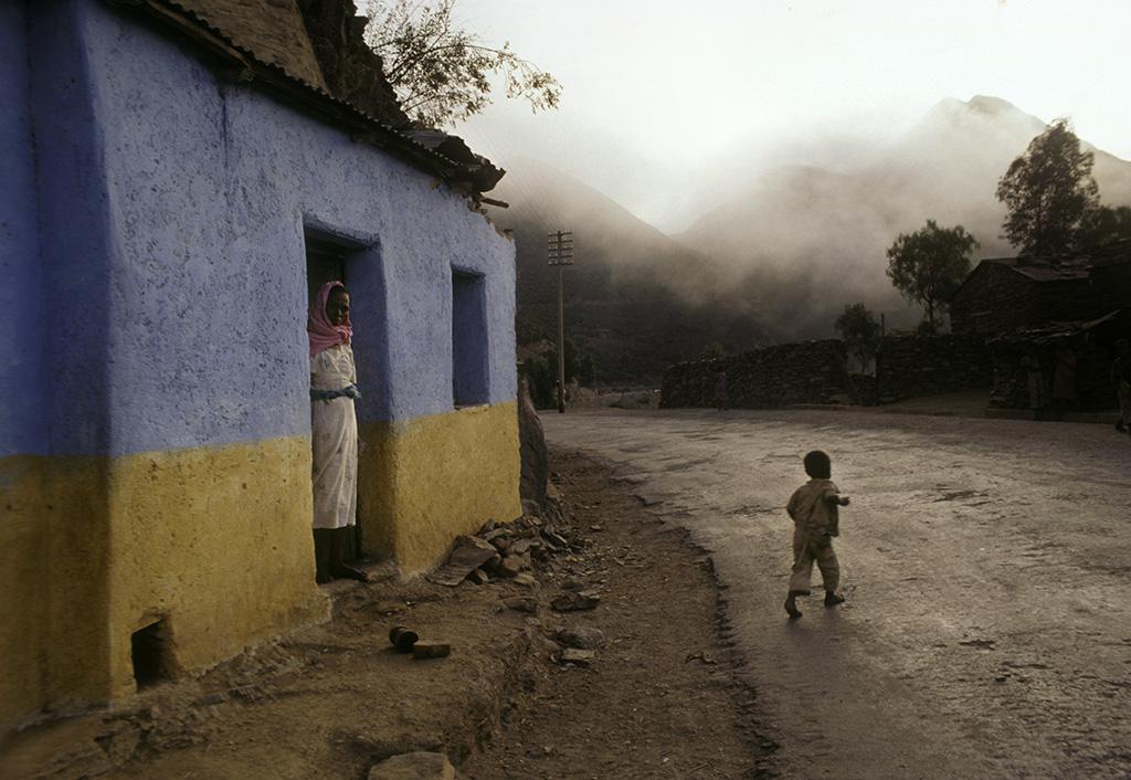 Asmara - Massawa road, Eritrea