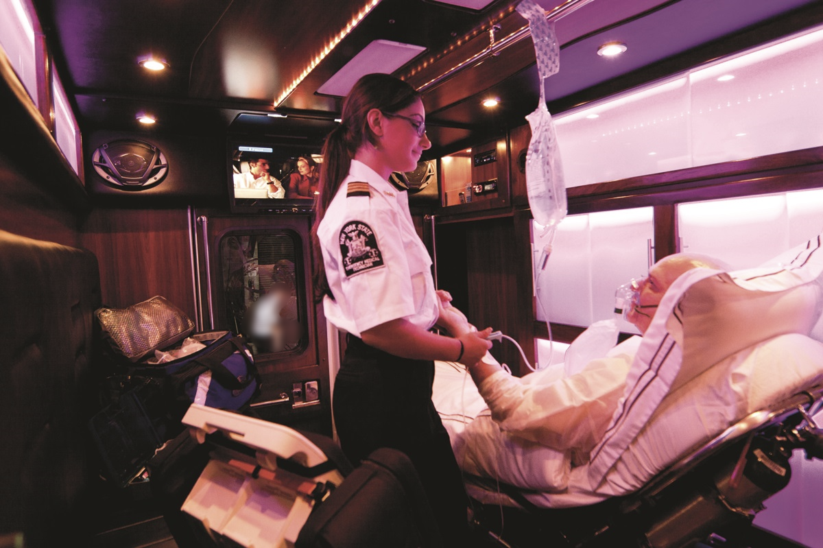 New York Luxury Medical Transportation