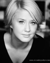 Laura Selwood plays the Fairy Godmother