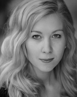Hannah Nuttall plays Prince Valiant