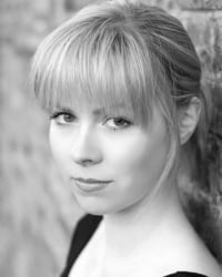 Charlotte Griffiths plays Cinderella