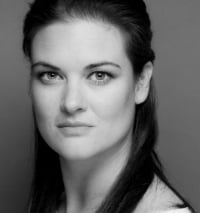 Clare Waugh plays Prince Charming