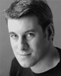 Nick Barclay plays Abanazer