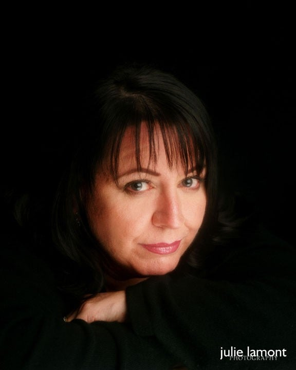 Brenda Cochrane as the Fairy