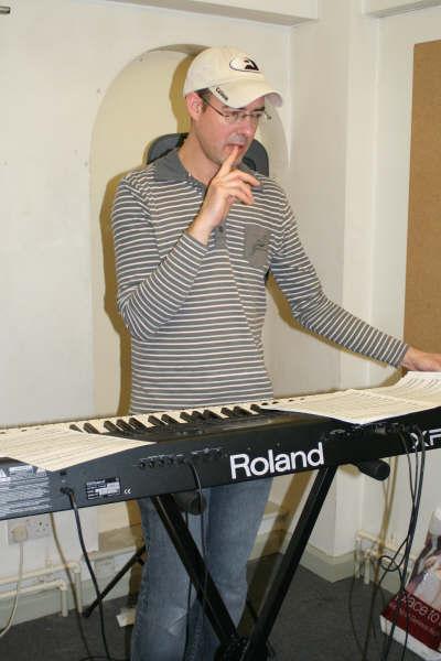 Musical Pete