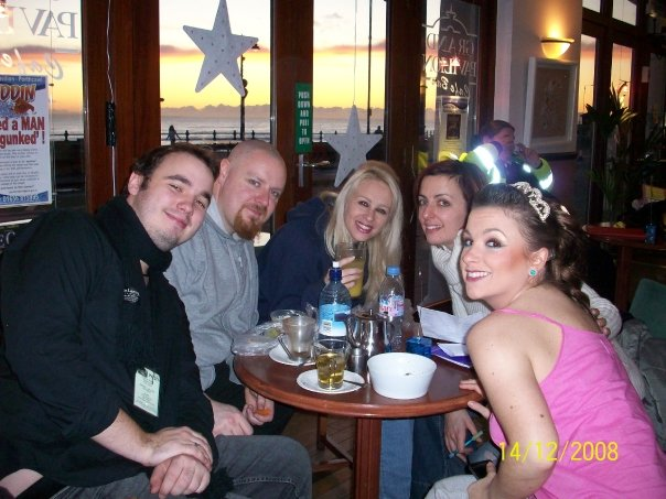 Matt (MD), Vern, Jess, Lucy (Choreog) & Robyn