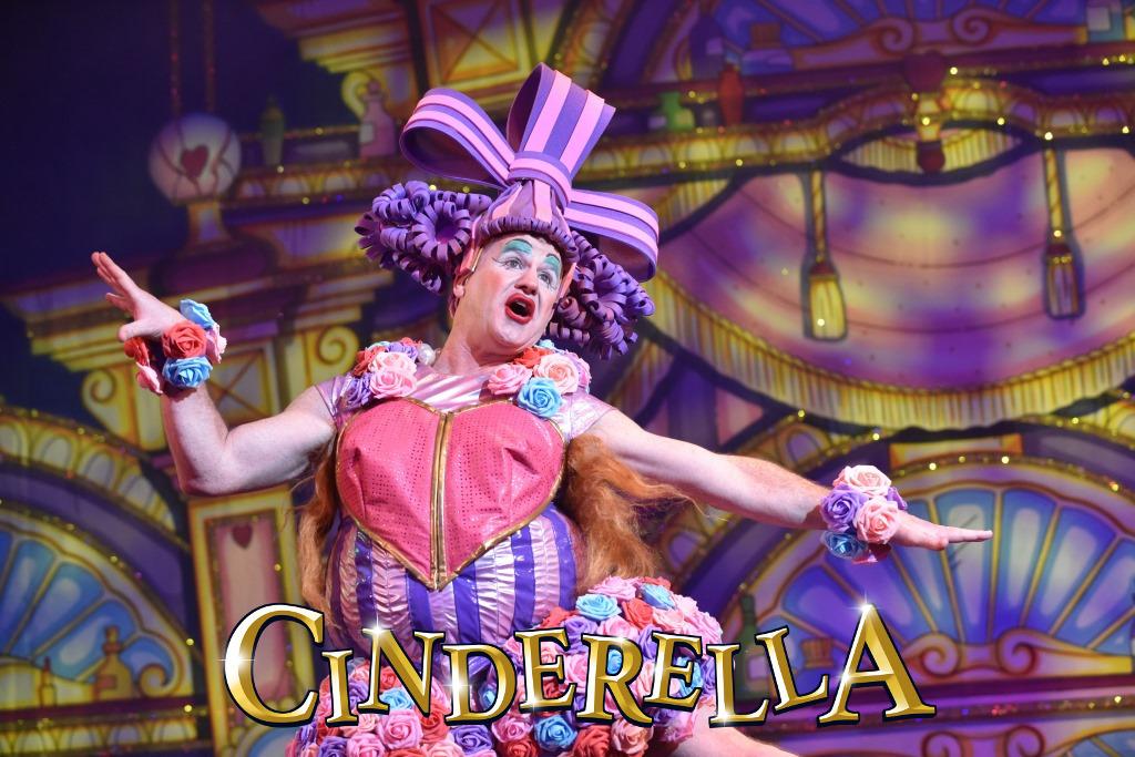 Greg Powrie in Cinderella at the Belgrade Theatre - Credit Robert Day.jpg