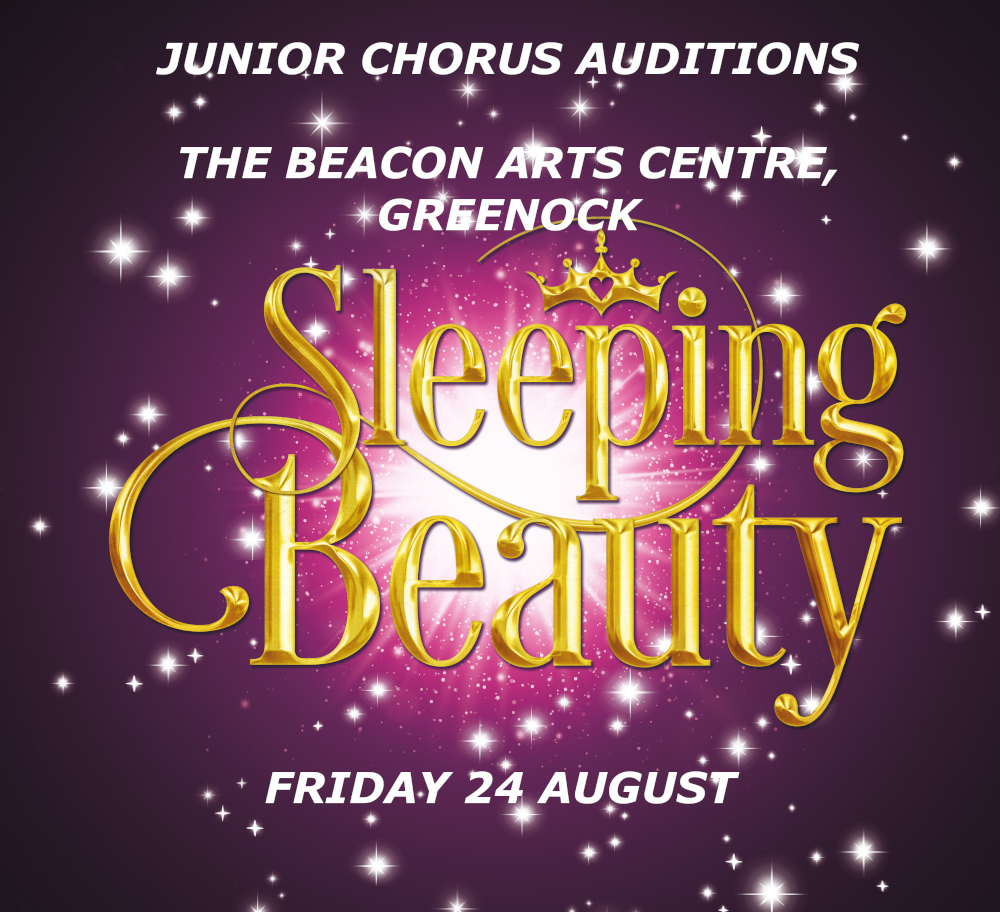 Greenock Sleeping Beauty Junior Chorus Auditions.jpg