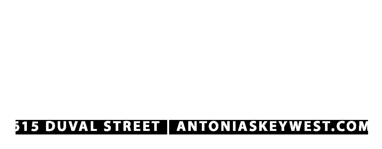 Antonia's is a sister restaurant of Thirsty Mermaid in key West, florida