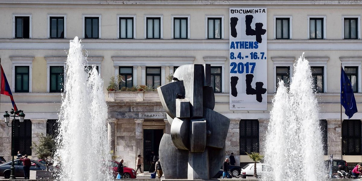 Documenta14 art fair attracted international attention
