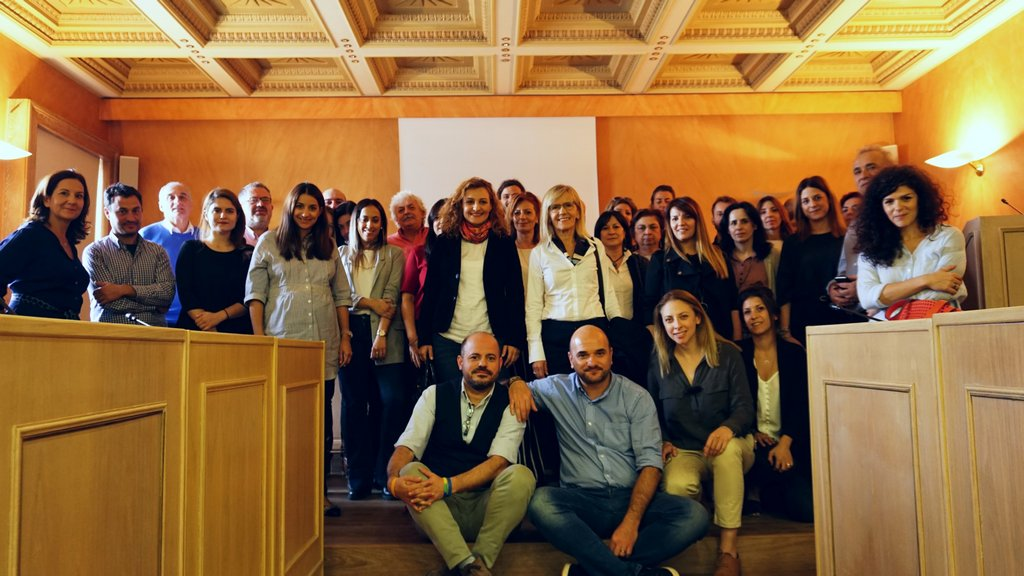 Cities network delegates