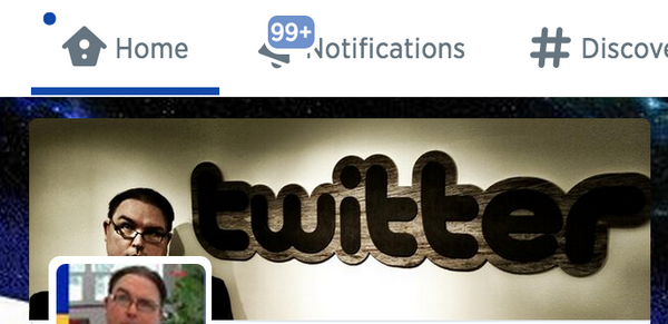 "See that ""99+"" up there? For you to know how many notifications are waiting, Twitter has to tell your browser somehow."